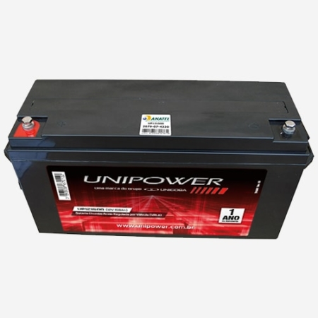 Bateria Estacionária 12V 150Ah UP121500