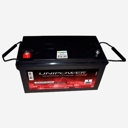 Bateria Estacionária 12V 65Ah UP12700G