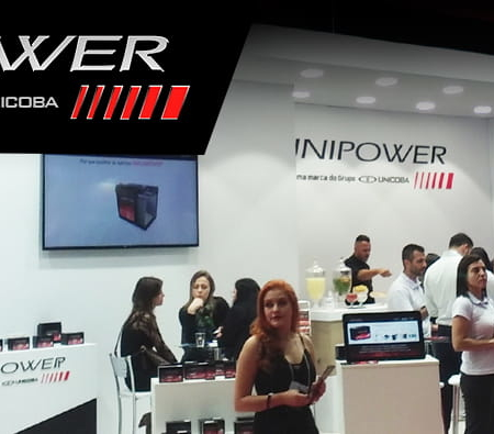 UNIPOWER na EXPOSEC 2018